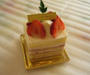 <ミレーのプレミアムスイーツ>贅沢あじわいショートケーキ