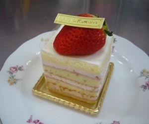 スカイベリーショートケーキ